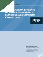 ASEFMA - Rehabilitacion Eficiente de Firmes en Avanzado Estado de Agotamiento Estructural - 2012