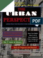 Urban Perspective 20 November 2014