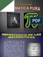 matemática pura