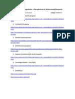 Bibliografía de Diagnóstico y Perspectivas de La Estructura Pesquera