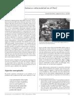 Informalidad y Evasion Tributaria en El Peru