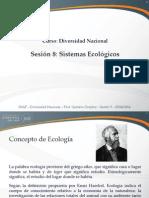 Sesión 09 Sistemas de Clasificación Ecológica