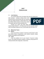 Laporan Minggu 7 (Pengukuran Lubang Bukaan & Metode Weiss)