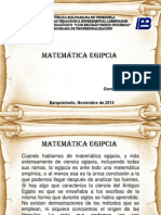 matematica egipcia