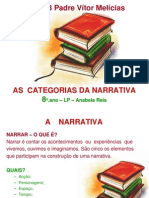 As Categorias Da Narrativa8 Pwpexp
