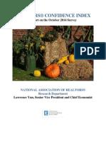 Oct 2014 RCI Report
