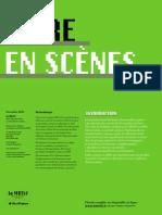 Les manifestations littéraires franciliennes à la loupe