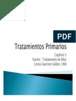Cap3 tratamiento primario