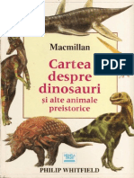 P. Whitfield - Cartea Despre Dinosauri