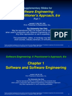 Ch01 Pressman Software engineering slides