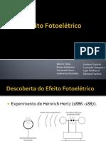 Efeito Fotoelétrico