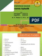 Anemia Aplastik PPT Baru