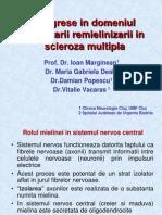 Progrese in Domeniul Cercetarii Remielinizarii in Domeniul Sclerozei- Final (1)