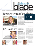 Washingtonblade.com, Volume 45, Issue 47, November 21, 2014