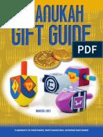 Jewish Standard Chanukah Gift Guide 2013