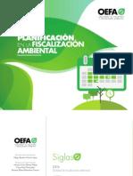 La Fiscalizacion en La Planificacion Ambiental
