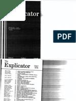 The Explicator - CrimeP