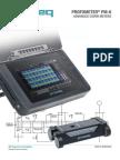 Profometer PM-6 Sales Flyer English