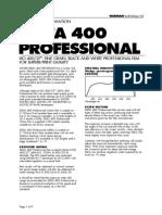 Ilford Delta 400 Film Guide