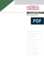 Norka Main Catalogue 2010