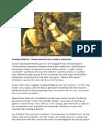 Sociologia Reflexivă - Violenţa domestică între tradiţie şi modernitate