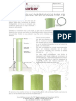 Protectores Microperforados Vid