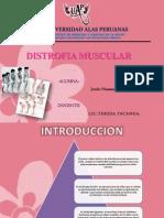 Distrofia Muscular.