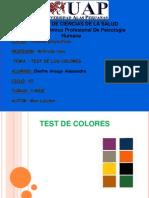Test de Colores (1) ULTIMOD