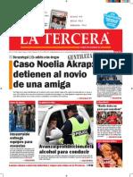Diario La Tercera 20.11.2014