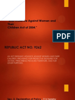 Anti-Violence Against Women and Their Childrenpptx