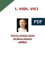 Cuaderno Latin 2 2014-15