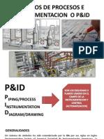 planos P&ID