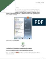 Inicio de Excel-2010