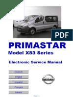 vnx su primastrar pdf fuel injection diesel engine rh scribd com Nissan NV300 Dashbord Nissan Serena