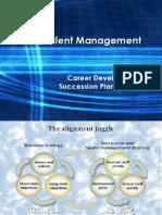 Career Development&Succession Planning - Session 9