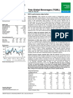 Tata Global Beverages 4QF14 Result Review 30-05-14