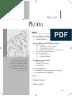 01 Filosofia Sur U1 Platon