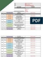 Ficha de Actividades Para Colegios - FIL Arequipa 2014
