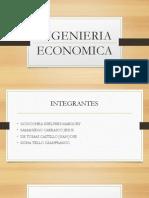 Ingenieria Economica EJERCICIOS