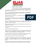 19-11-14 Discurso Alfonso Elías Serrano en Consejo Político Estatal