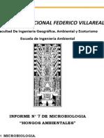 Septimo Informe de Microbiologia
