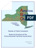 """FinalReportofReviewofPublicComplaintBoardofDirectorsEnvironmentalFaciltiesCorporation.pdf"".pdf"