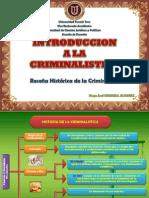HUGO JOSE NORIEGA ALVAREZ.- Introducción a la Criminalística