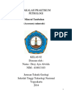 Mineral Ikutan/tambahan