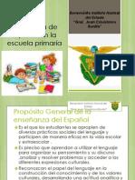 La importancia del Español en la Educación Basica