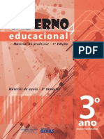 3ºano FUNDAMENTAL3bim - - Professor -