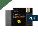 Ecuador, De Banana Republic a La No República