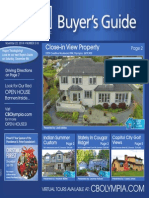 Coldwell Banker Olympia Real Estate Buyers Guide November 22nd 2014