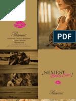Colección BESAME  2014