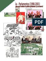 Filatelia - Alemania Parlamentos (1998-2001)